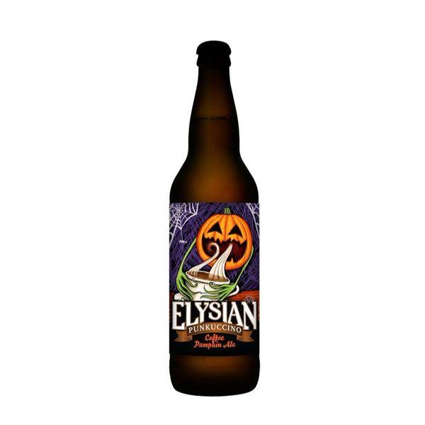 Elysian Elysian Punkuccino Coffee  Pumpkin Ale (22OZ BTL)