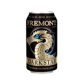 Fremont Brewing Fremont Brewing Dark Star Imperial Oatmeal Stout(12OZ/6PK CAN)