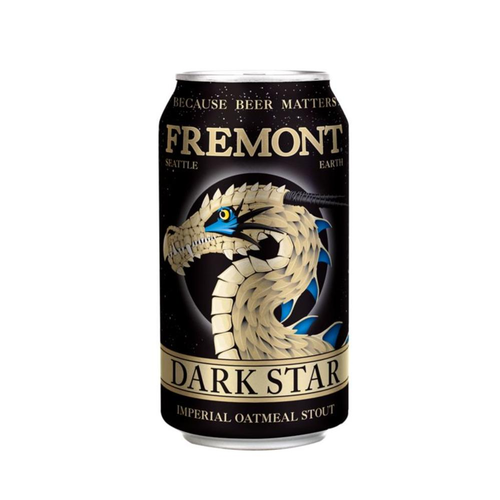 Fremont Brewing Dark Star Imperial Oatmeal Stout 12oz Can
