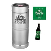 Stone Brewing Co. Stone Enjoy by IPA (5.5 GAL KEG)