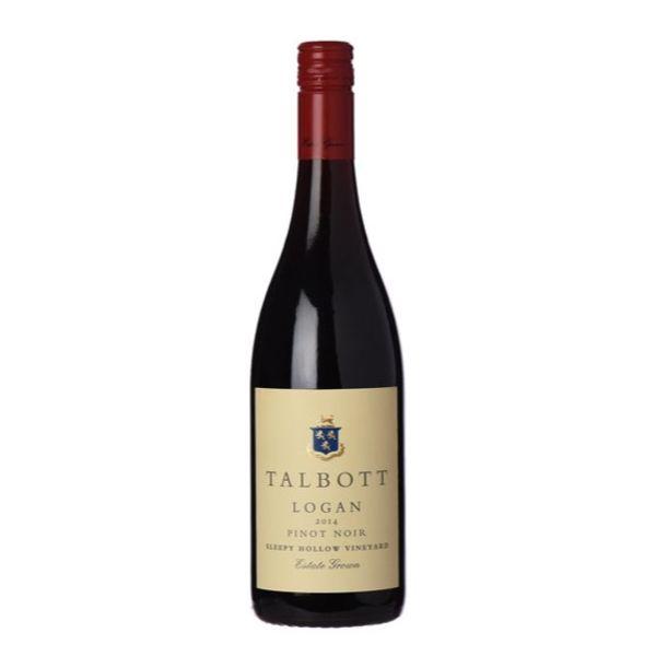 Talbot Talbott Logan Pinot Noir 2014 (750ML)