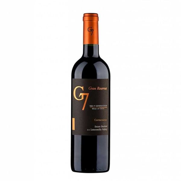 G7 Carmenere 2012 (750ML)