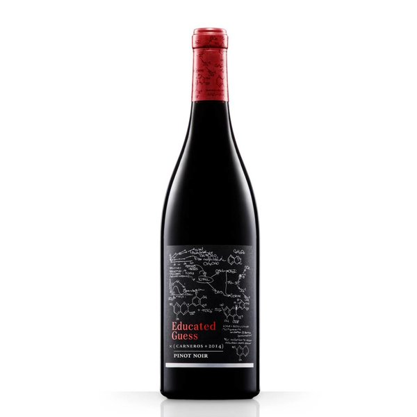 Educated Guess Pinot Noir (750ML)