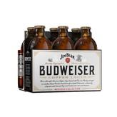 Anheuser-Busch Budweiser Jim Beam Copper Lager (12OZ/6PK BTL)