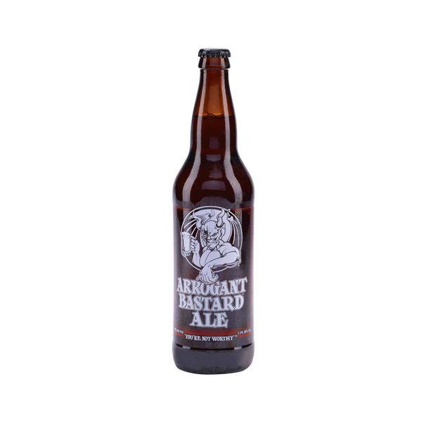 Stone Brewing Co. Stone Arrogant Bastard Ale (22 OZ BTL)