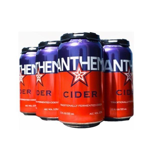 Anthem Anthem Hard Cider (6pkc/12oz)