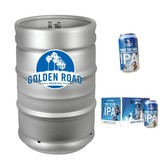 Golden Road Golden Road Point the Way (15.5 GAL KEG)