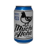 Mucho Aloha Pacific Style Pils (6PK/12OZ CANS)