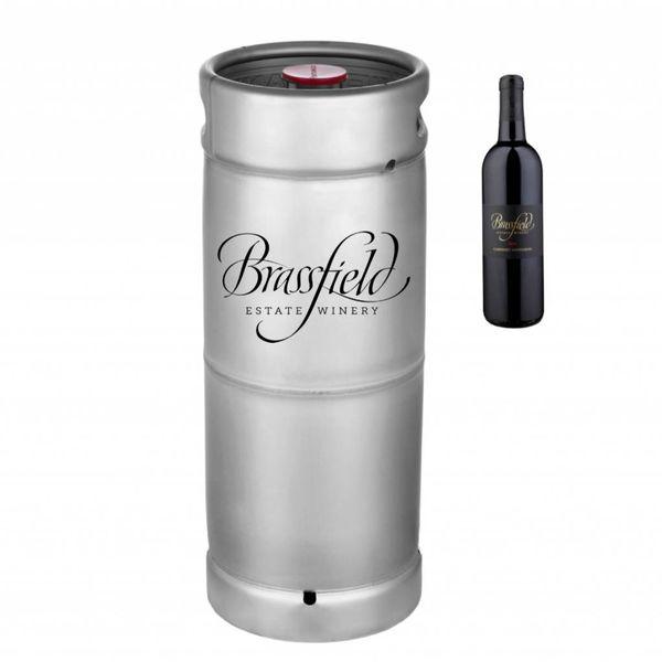 Brassfield Brassfield Cabernet Sauvignon (5.5 GAL KEG)