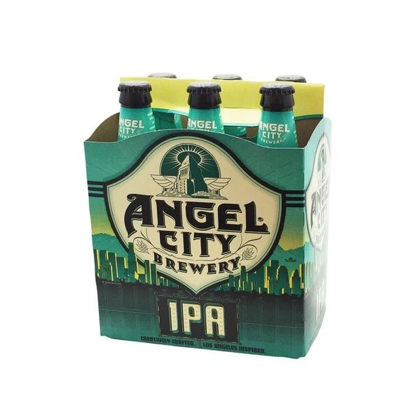Angel City Angel City IPA (12OZ/6PK BTL)