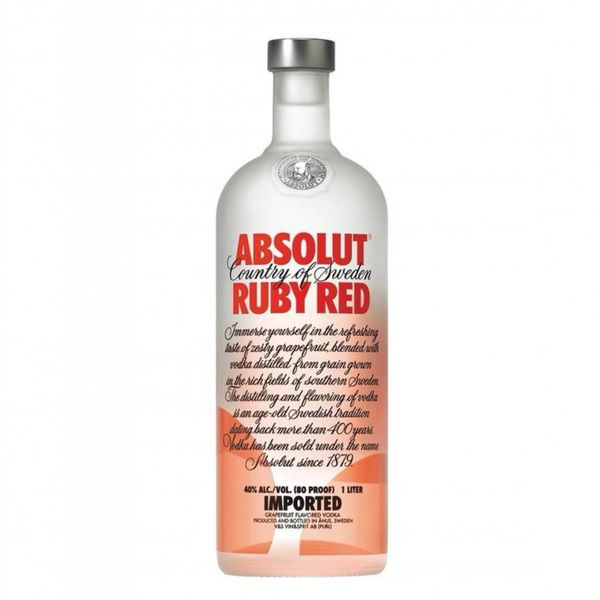 Absolut Absolut Ruby Red (750ML)