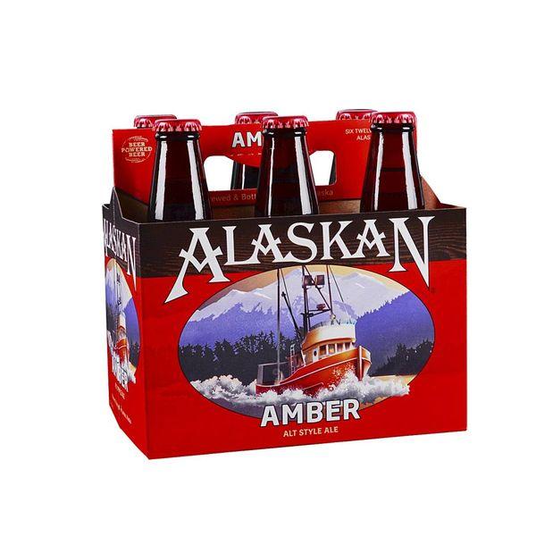 Alaskan Brewing Alaskan Amber (6pkb/12oz)
