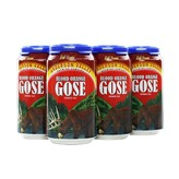Anderson Valley Anderson Valley Blood Orange Goose Orange Ale (12OZ/6PK CANS)