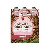 Angry Orchard Angry Orchard Hard Cider Rose (6PK/12OZ BTL)