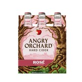Angry Orchard Angry Orchard Hard Cider Rose (6pkb/12oz)