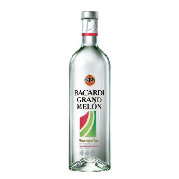 Bacardi Bacardi Grand Melon Original Watermelon Rum (1L)
