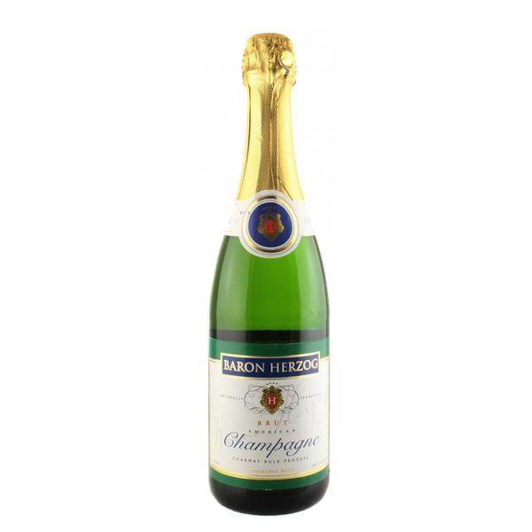 Baron Herzog Brut Champagne (750ML)