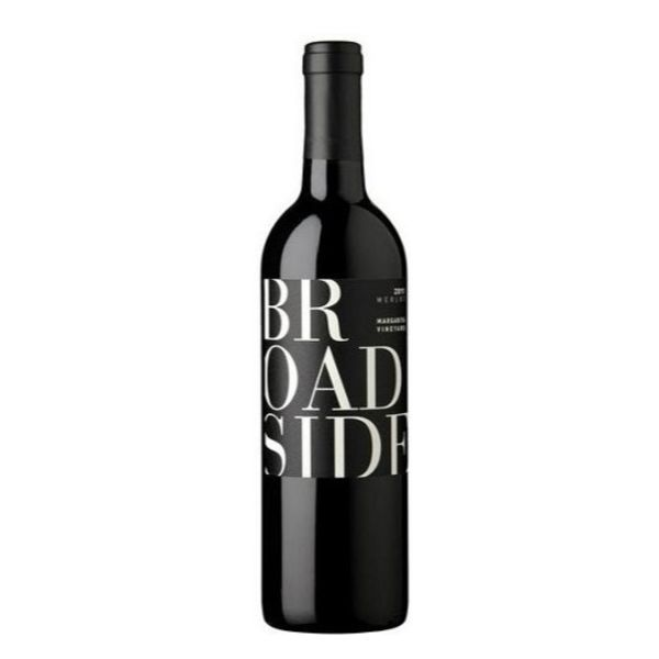 Broadside Broadside Merlot Margarita Vineyard (750ML)