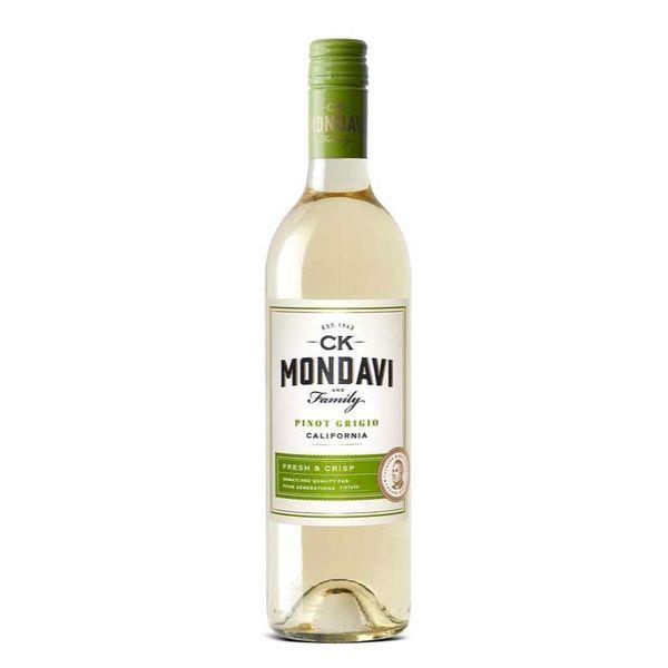 CK Mondavi and Family Pinot Grigio (750ML)
