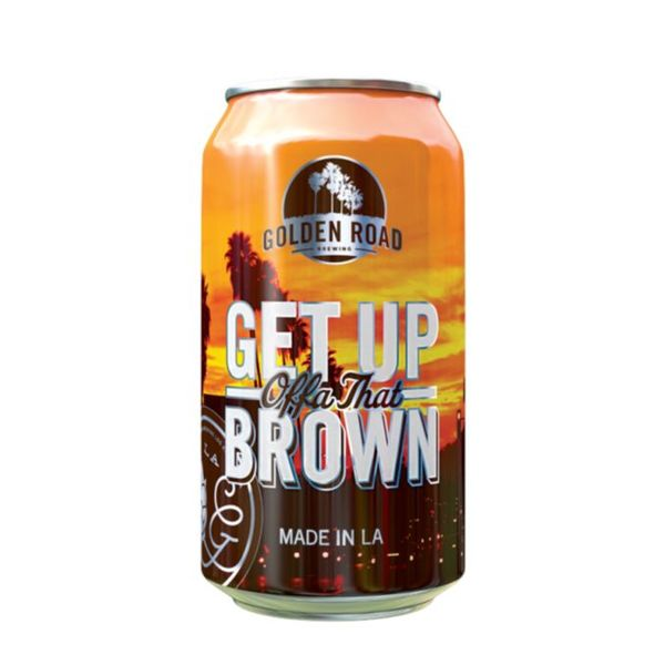 Golden Road Golden Road Brewing Get Up Off That Brown (6PK/12OZ CANS)