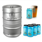 Mother Earth Brewing Mother Earth Cali Creamin' Vanilla Cream Ale (15.5 GAL KEG)