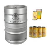 Mother Earth Brewing Mother Earth Born Blonde (15.5 GAL KEG)