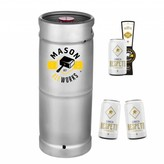 Mason Ale Works Cerveza Respeto Mexican Lager (5.5 GAL KEG)