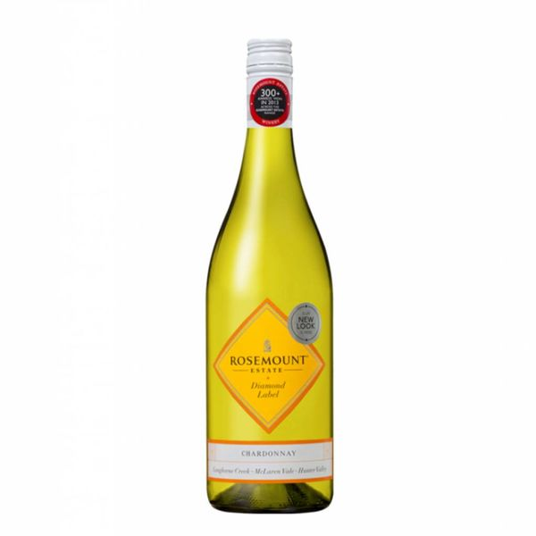 ROSEMOUNT Rosemount Chardonnay Diamond Label 2015 (750ML)