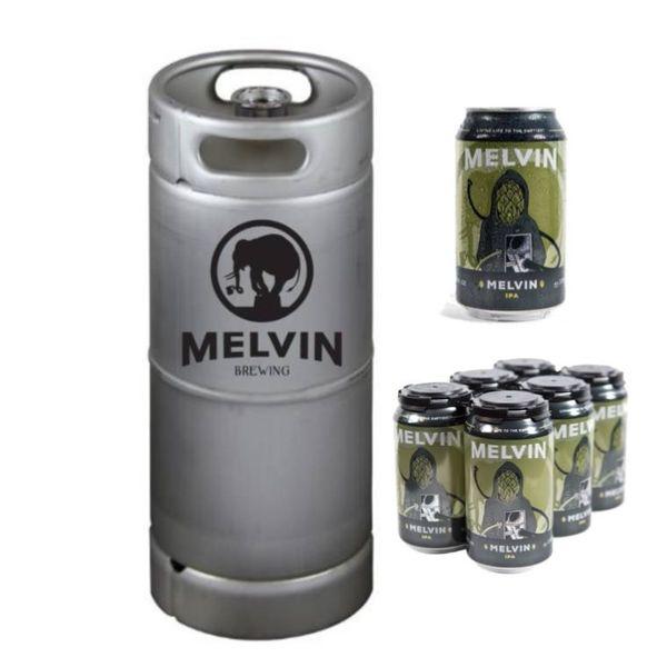 Melvin Brewing IPA (5.5 GAL KEG)