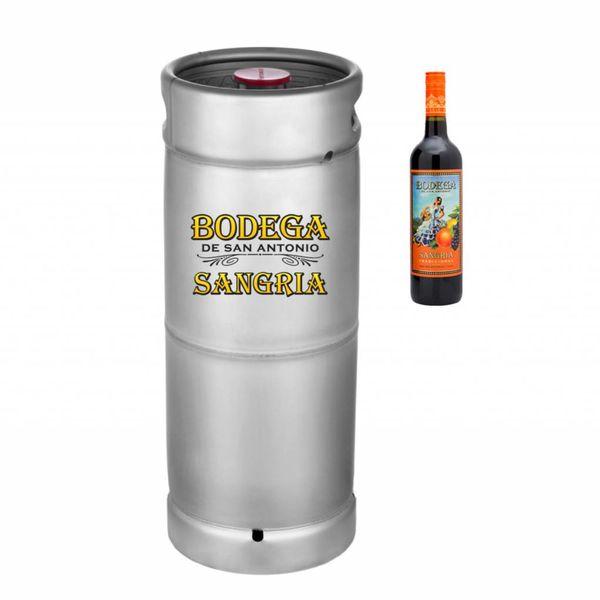 San Antonio Winery Bodega de San Antonio Sangria (5.5 GAL KEG)