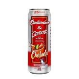 Anheuser-Busch Budweiser & Clamato Chelada (25oz)