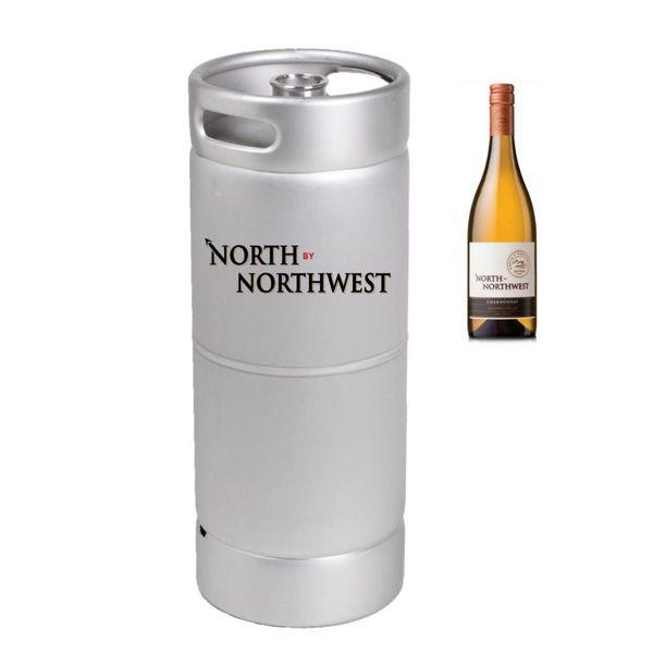 North by Northwest North by Northwest Chardonnay Columbia Valley (5.5 GAL KEG)