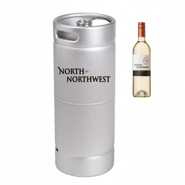 North by Northwest NxNW Horse Heaven Hills Riesling (5.5 GAL KEG)