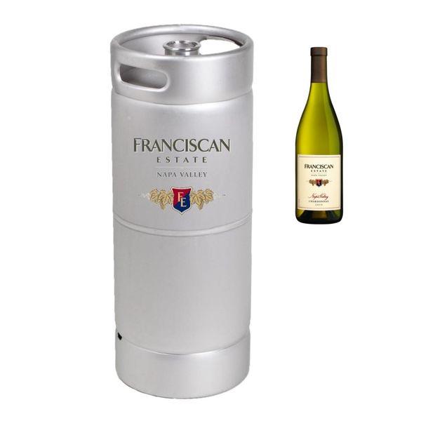 Franciscan Napa Valley Chardonnay (5.5 GAL KEG)