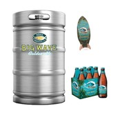 Kona Brewing Kona Brewing Big Wave Golden Ale (15.5 GAL KEG)