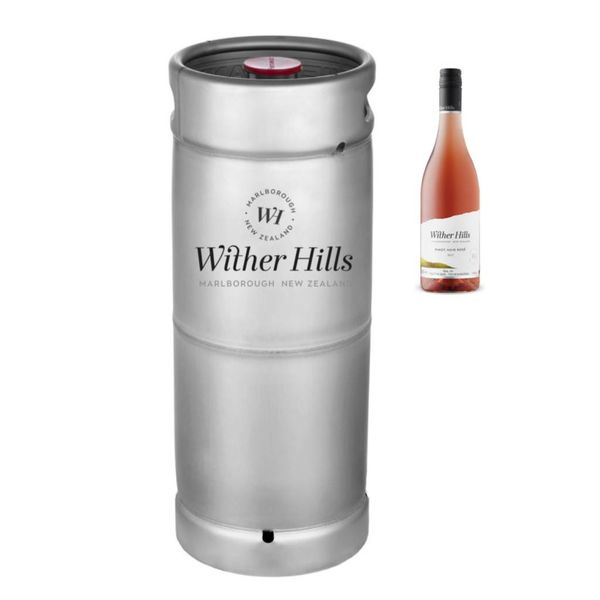 Wither Hills Wither Hills Rose of Pinot Noir (5.5 GAL KEG)