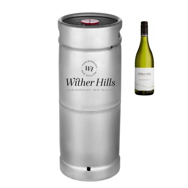 Wither Hills Wither Hills Sauvignon Blanc (5.5 GAL KEG)