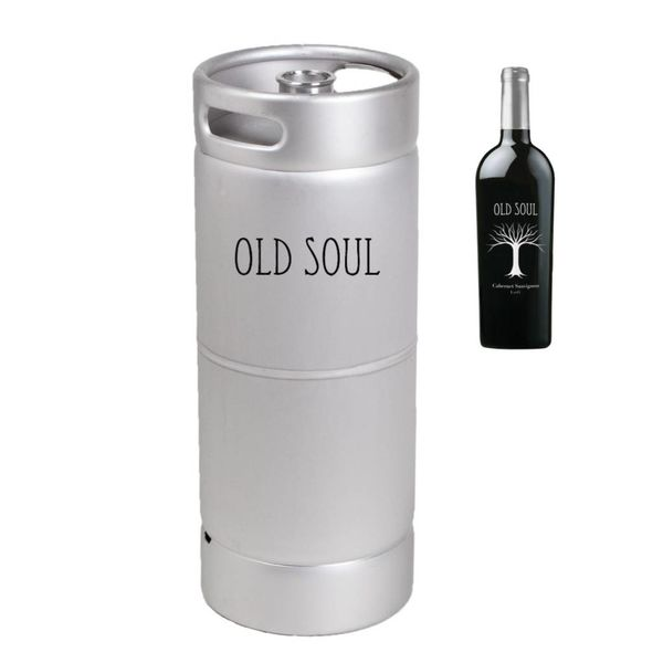 Old Soul Vineyards Cabernet Sauvignon (5.5 GAL KEG)