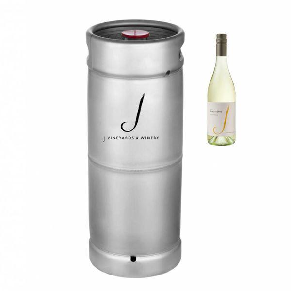 J Vineyard J Vineyards Pinot Grigio (5.5 GAL KEG)