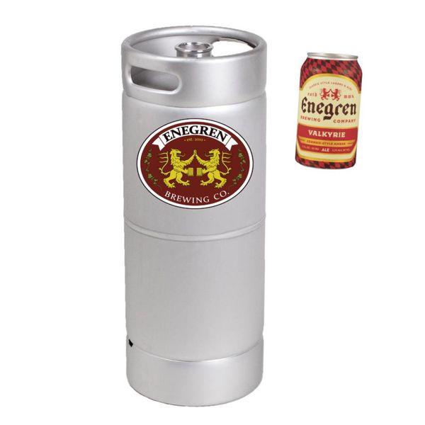 Enegren Valkyrie German Style Amber Ale (5.5 GAL KEG)