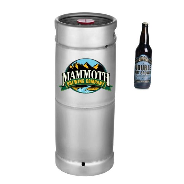 Mammoth Brewing Company Double Nut Brown (5.5 GAL KEG)
