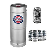 Oskar Blues Brewing Oskar Blues Beerito Mexican Lager (5.5 GAL KEG)