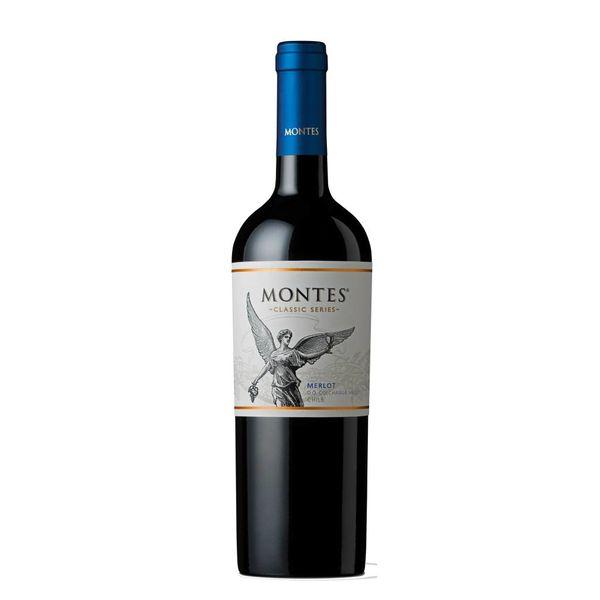 Montes Montes Merlot 2014 (750ML)