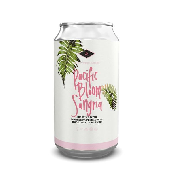Pacific Bloom Sangria Single Can (375ML)