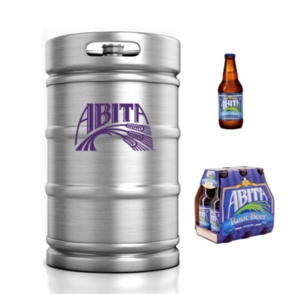 Abita Root Beer (15.5 GAL KEG)