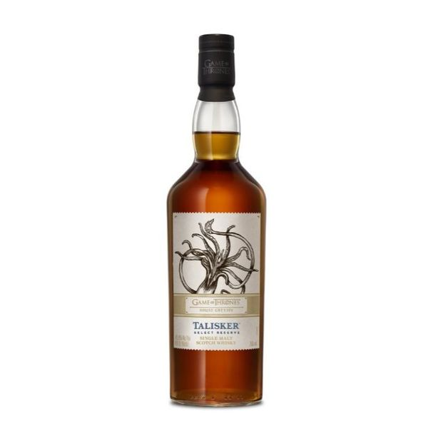 Talisker Game of Thrones House Greyjoy Select Reserve Single Malt Scotch Whisky (750ML)