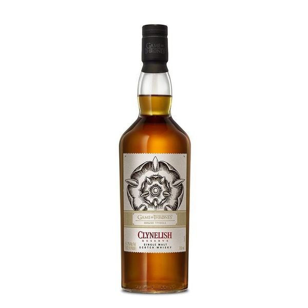 Clynelish Game of Thrones House Tyrell Reserve Single Malt Scotch Whisky (750ML)