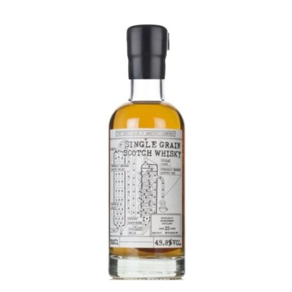 That Boutique-Y Whisky Company Invergordon 25 Year Single Grain Scotch Whisky (375 ML)