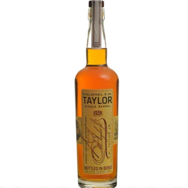 Buffalo Trace Colonel E.H. Taylor, Jr. Single Barrel Bourbon (750ml)