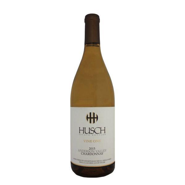 Husch Mendocino Chardonnay (750ML)